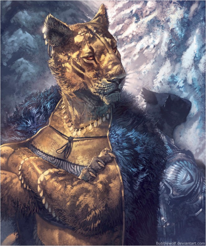 28 Astounding Images of Anthro Art - Sublime99
