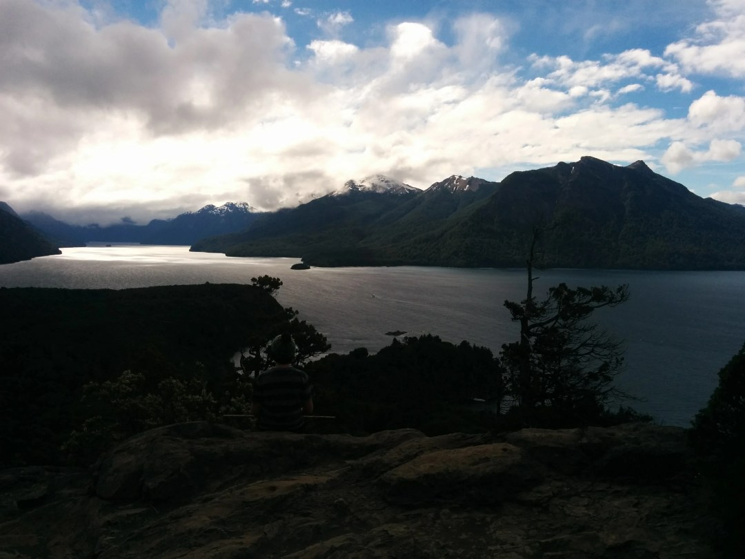 View from Cerro Llao Llao