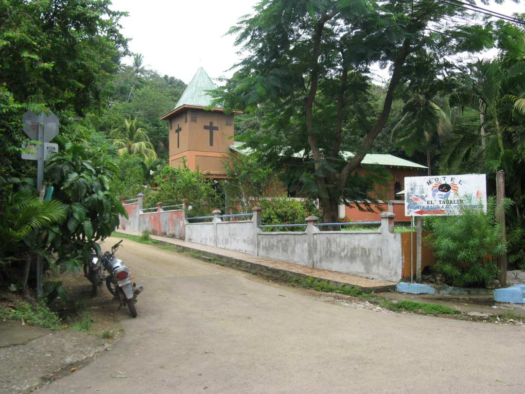 Montezuma church