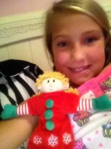 Me and my elfie selfie