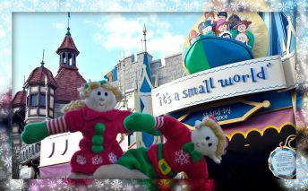 Elves go to Disney World