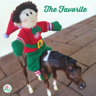 Elf Kentucky Derby - The Favorite