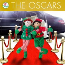 Elf Magic red carpet Oscars