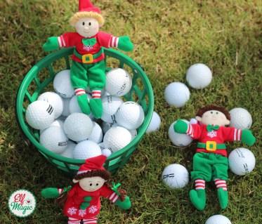 Elf Magic Golf