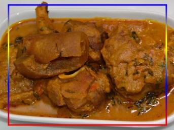 How to make Banga soup (Ofe Akwu)