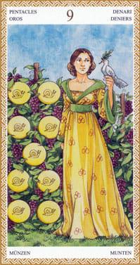 lo-scarabeo-tarot-pentacles-nine