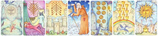 nigel-jackson-tarot-moon-hermit-sun-minor-arcana