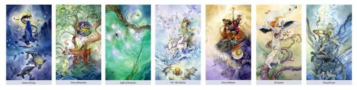 Tarot card counting shamanic journey tarot reading