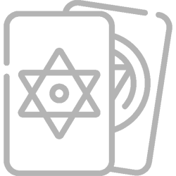 hebrew for tarot readers tutorial icon
