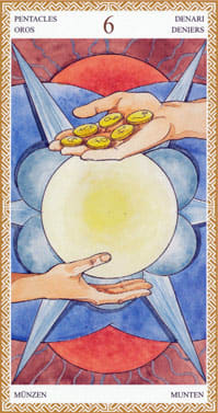 6 Of Pentacles Tarot Card Meanings Tarot Elements The extremes of those that have and those that have not; 6 of pentacles tarot card meanings