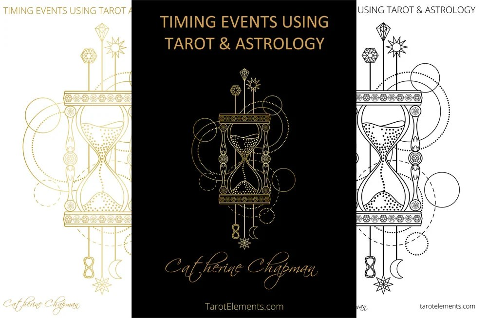 tarot timing ebook covers