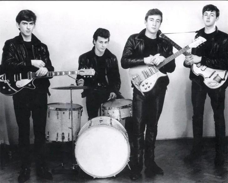 La audición de los Beatles para Decca Records