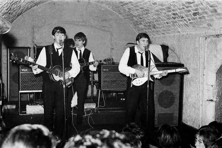 The Cavern, el mítico club donde iniciaron The Beatles, recibe apoyo del estado ingles.