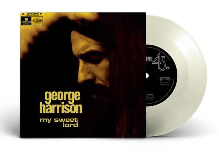 Reedición de My Sweet Lord de George Harrison.