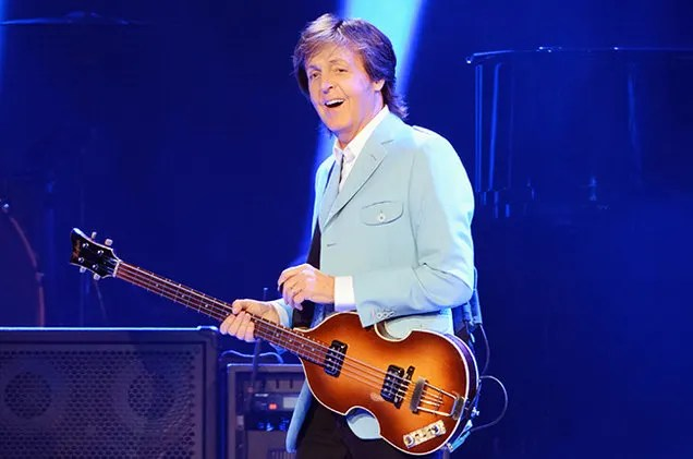 PAUL McCARTNEY HABLA SOBRE LOS INICIOS DE LOS BEATLES EN VIDEO 360°