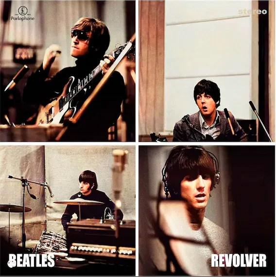 Análisis detallado del Álbum Revolver de The Beatles