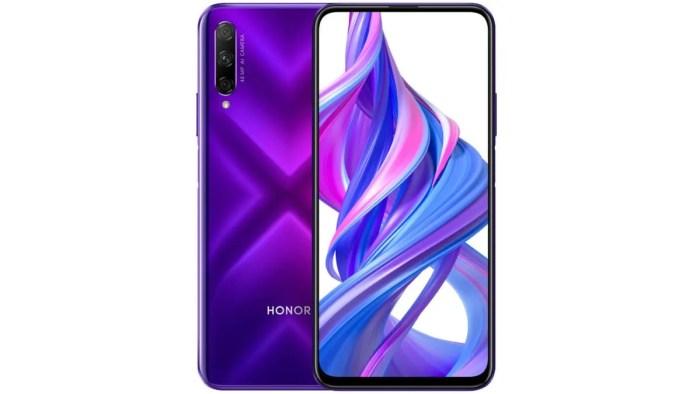 Honor 9X Pro design