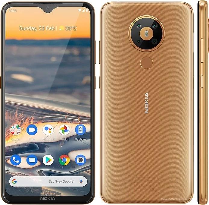 Nokia 5.3 design image