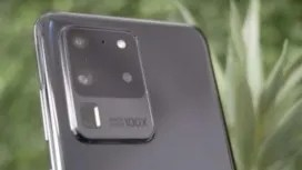 Galaxy S20 Ultra rear camera