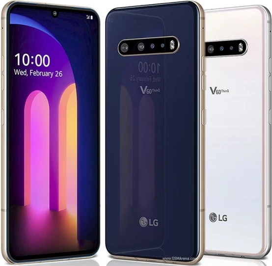 LG V60 THINQ colours