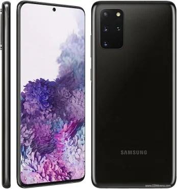 Samsung Galaxy S20+ color