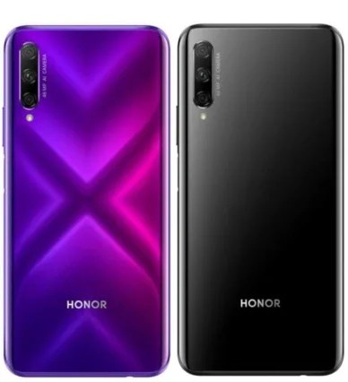 Honor 9X Pro colors