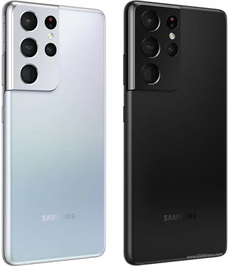 Samsung Galaxy S21 Ultra camera set-up