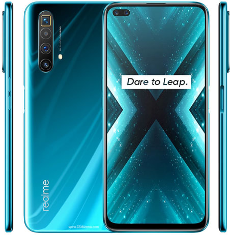 Realme X3 Super Zoom design and view from all sides