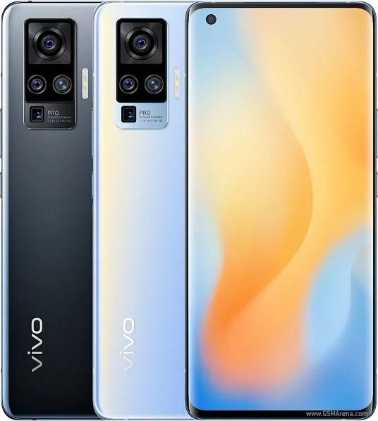 Vivo X50 Pro colours