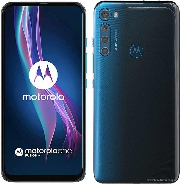 Motorola One Fusion+ image