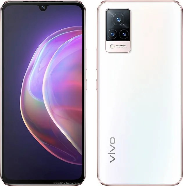 Vivo V21 5G cameras
