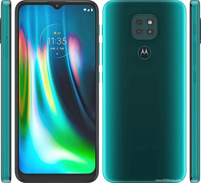 Motorola G9 design
