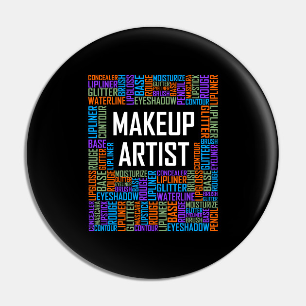 Makeup Artist Words