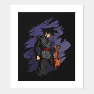 dragonball z poster und kunst