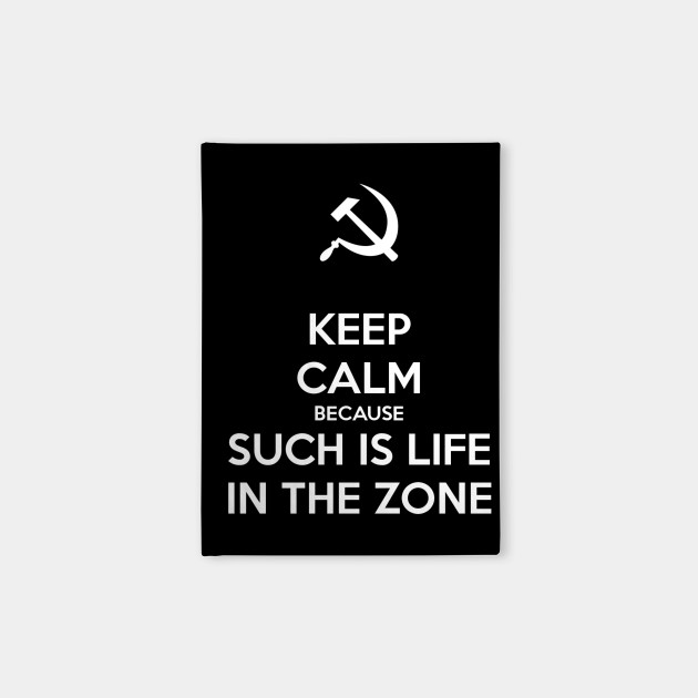 Such Is Life In The Zone Memes Notebook Teepublic