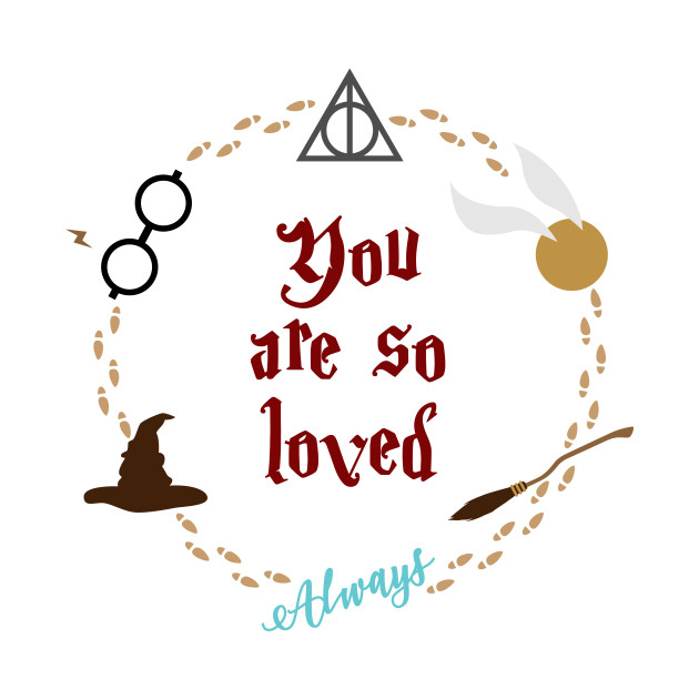 Download You Are So Loved - Harry Potter - Onesie | TeePublic