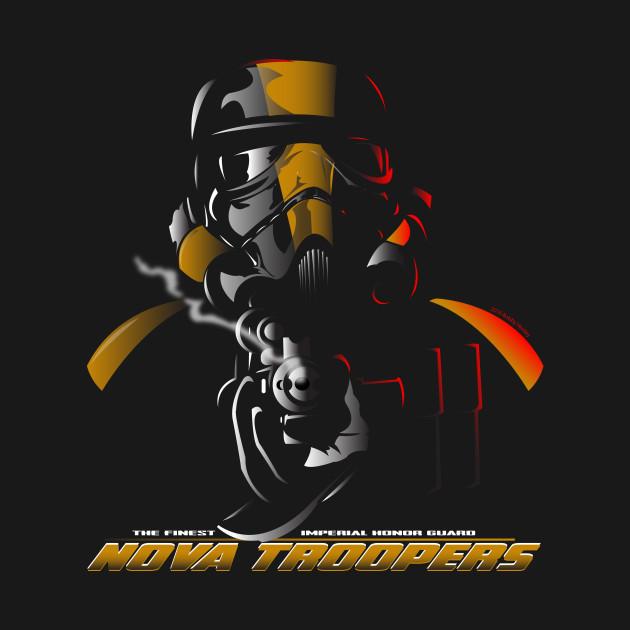 Star Wars Imperial Nova Trooper
