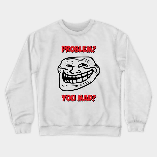 Meme That Feel Troll Face Rage Comic Poster Ebay