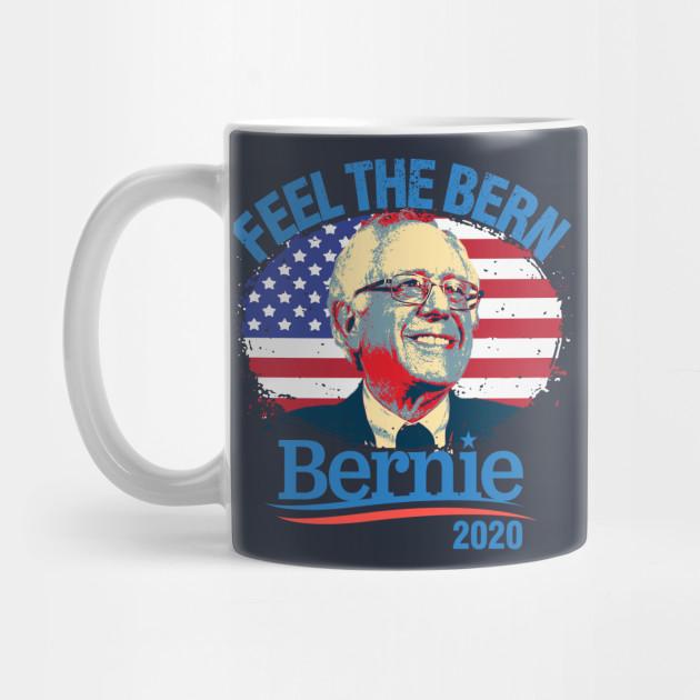 feel the bern mug bernie 2020 mug