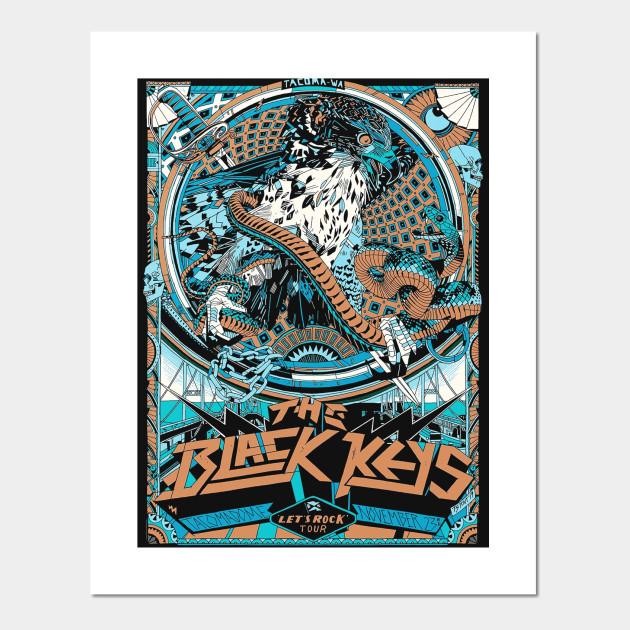 lest rock tour 2019 blck keys tacoma wa