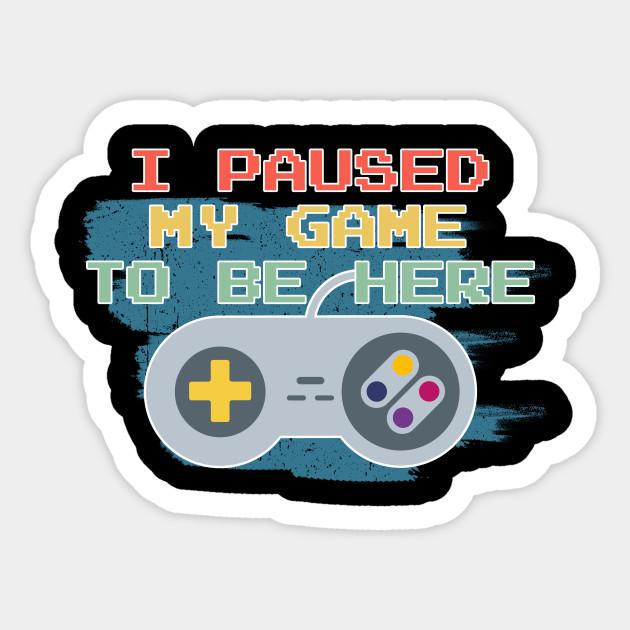 Funny Vintage Controller Gaming Gamer Video Game Meme Gaming