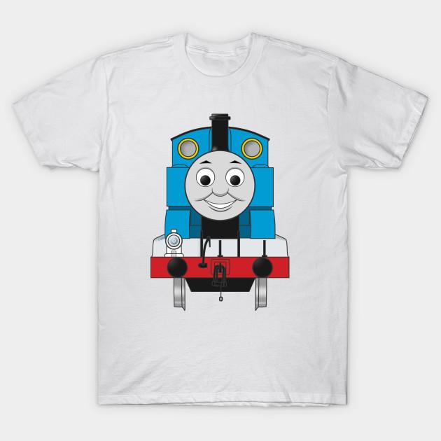 Thomas The Tank Engine Thomas T Shirt Teepublic