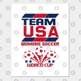 womens soccer posters and art prints