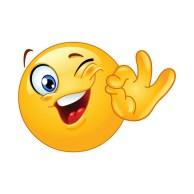 Image result for winking emoji