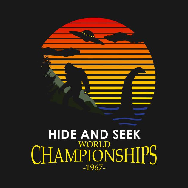 Hide And Seek World Championships 1967