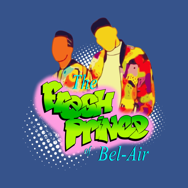 Fresh Prince Of Bel Air Logo Font