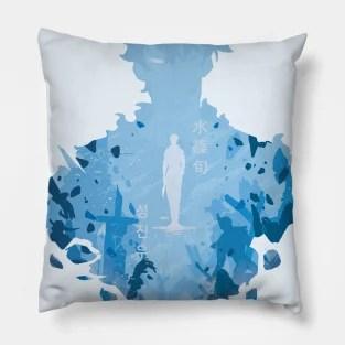 sung jin woo pillows teepublic