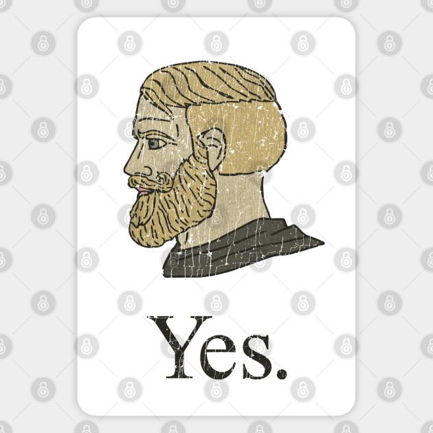 Normie Y Yes Chad Wiki Memes Pedia Fandom