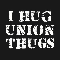 """""""Union Thuggery"""" Should Not Be Conflated With Misogyny"""