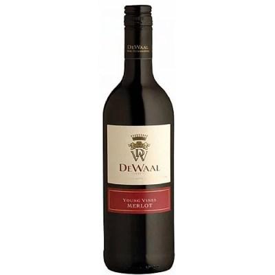 DeWaal Merlot, Young Vines